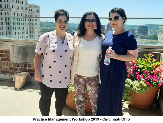Practice Manager Workshop 2019 Image 1
