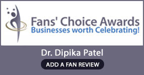 Allergy Crystal Lake - Fan Choice Aword Dr. Patel