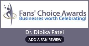 Allergy Crystal Lake - Fan Choice Aword Dr. Patel