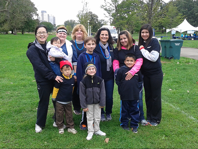 Asthma Allergist and Team Barrington -Fare 2015 - image 5
