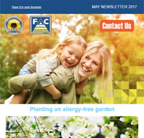 Allergy Specialist Crystal Lake - May 2017 Newsletter