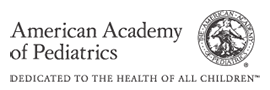 Allergy Crystal Lake - American Academy of Pediatrics Logo