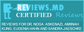 Allergy Crystal Lake - Patient Reviews about Dr. Noga Askenazi, Amiinah Kung, Eugenia Hahn and Sandra Jaeschke