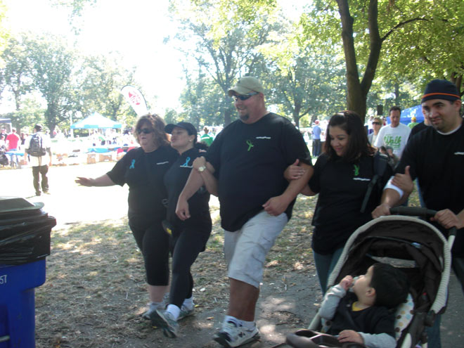 2013 Annual FARE Walk for Food Allergy Image 3