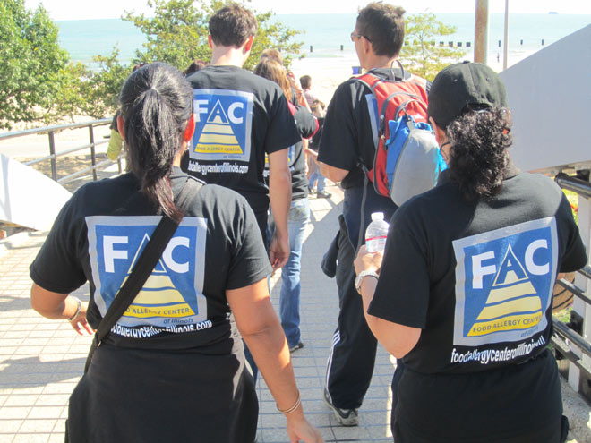 2013 Annual FARE Walk for Food Allergy Image 6