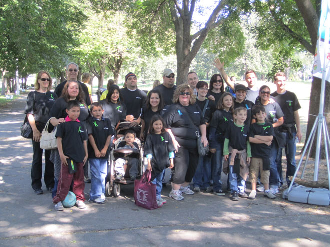 2013 Annual FARE Walk for Food Allergy Image 9