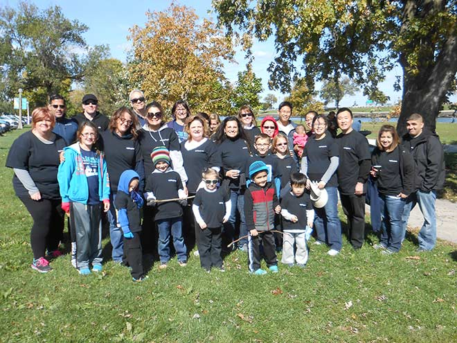 2014 Annual FARE Walk for Food Allergy Image 1
