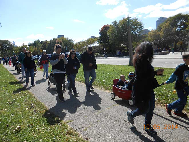 2014 Annual FARE Walk for Food Allergy Image Image 2