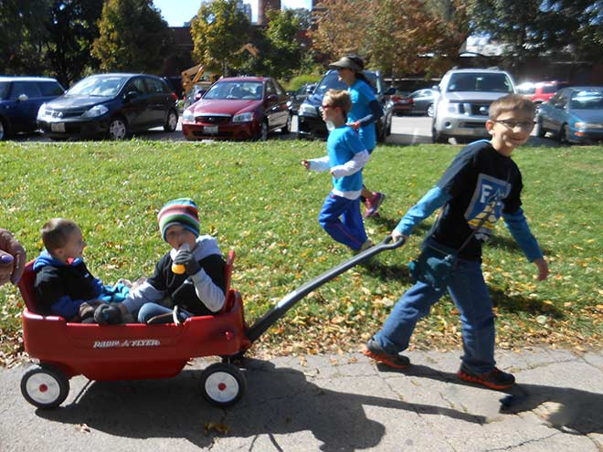 2014 Annual FARE Walk for Food Allergy Image Image 3