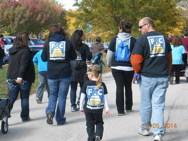 2014 Annual FARE Walk for Food Allergy Image Image 4