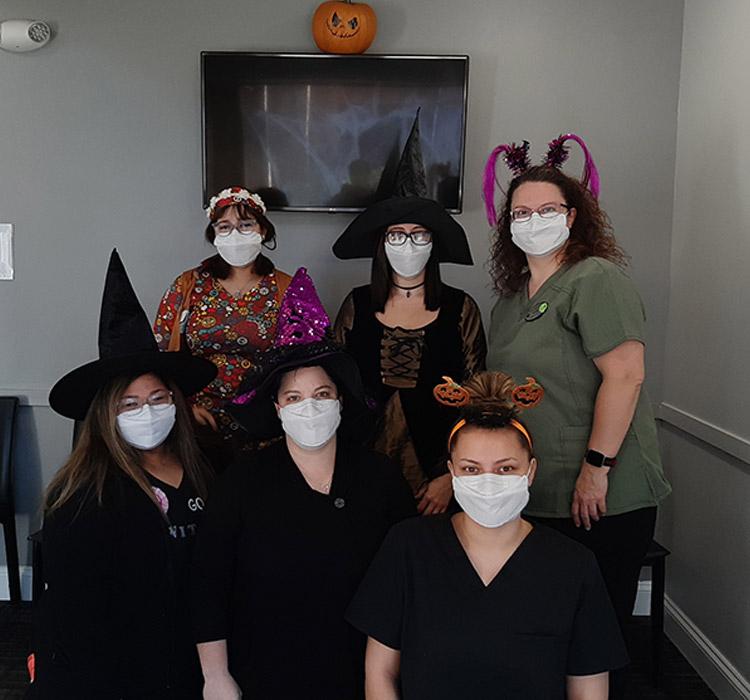 Halloween 2020 at Advanced Allergy & Asthma